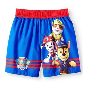 Paw Patrol swimsuit ($5 with bundle)